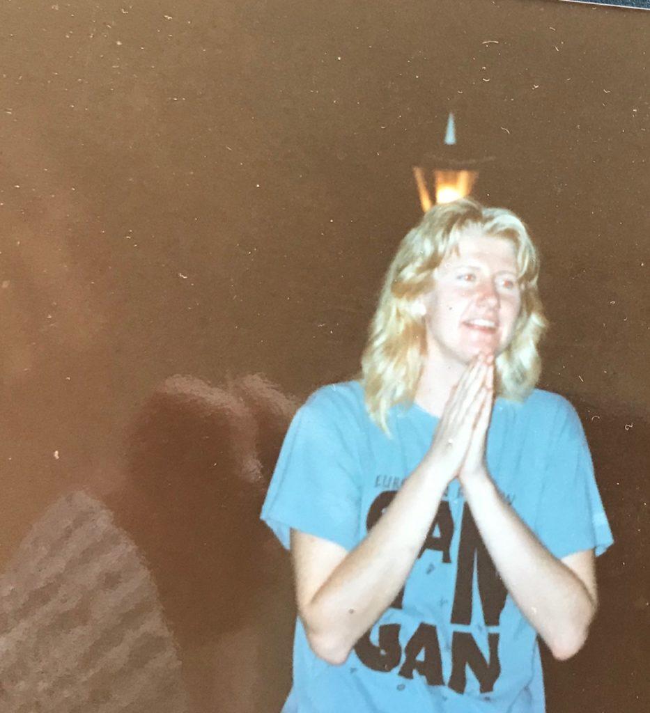 Anne-Grete Preus på Sri Lanka